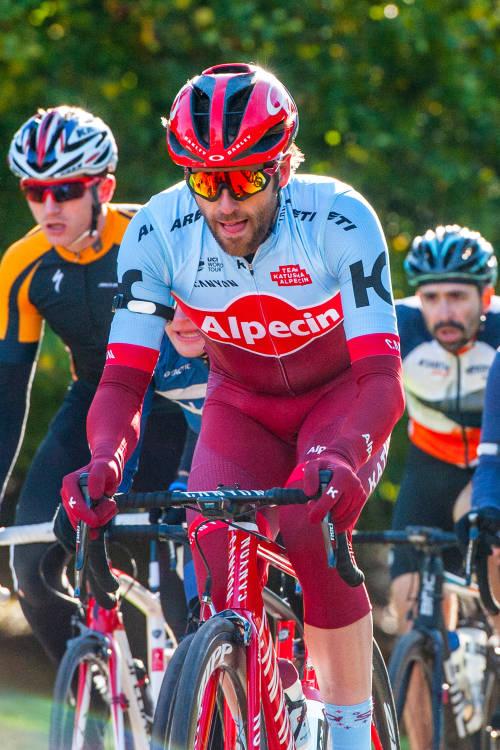 Alex Dowsett's race diary