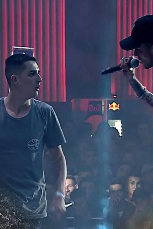 Octavos de Final: Husky MC vs Evanz Mejia