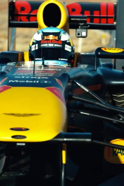 Red Bull Racing road trip America