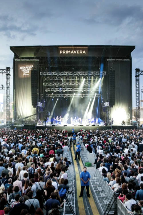 Totaled: Primavera Sound