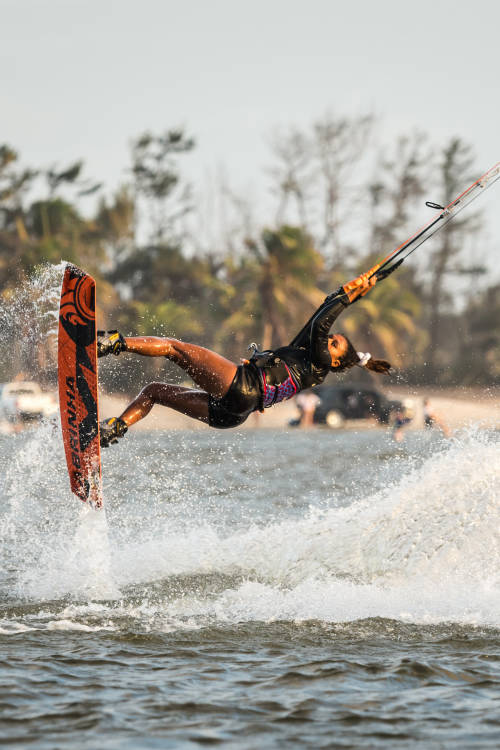 Kitesurfing for Social Innovation