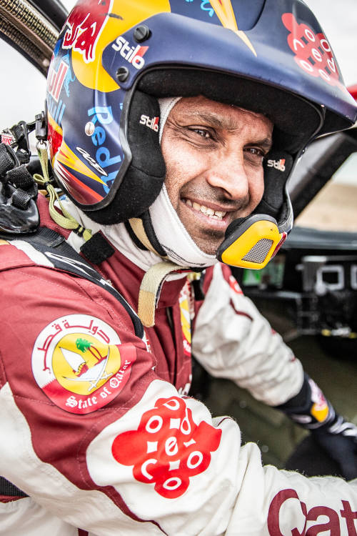 Get to know Nasser Al-Attiyah