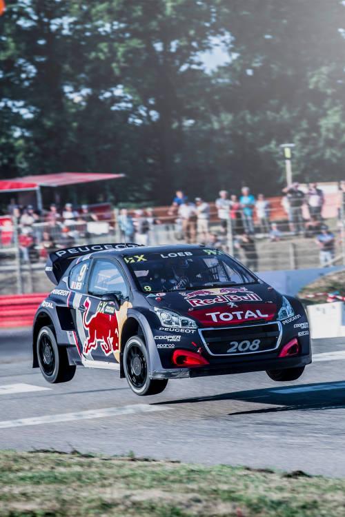 Sébastien Loeb in round 8