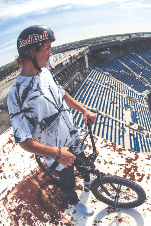 BMX Session: The Silverdome