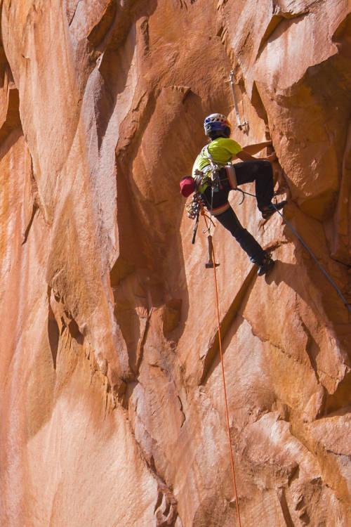 Climbing Latent Core
