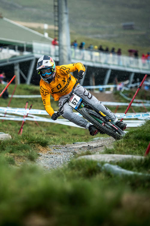 Finn Iles's Run – Fort William