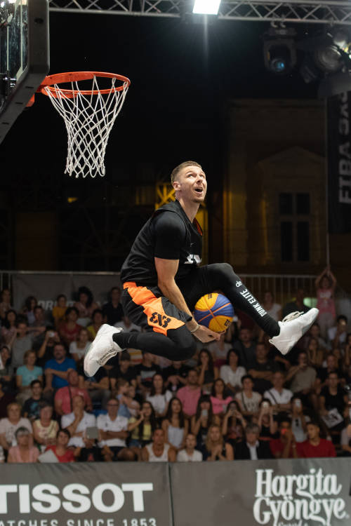 Debrecen Masters dunk contest highlights