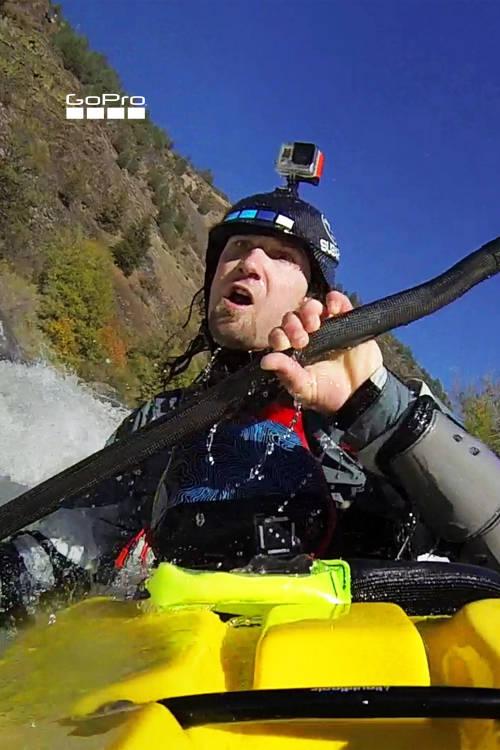 Kayaking Pit Falls