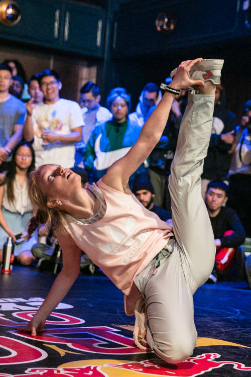 B-Girls final battle: PepC vs Stacy
