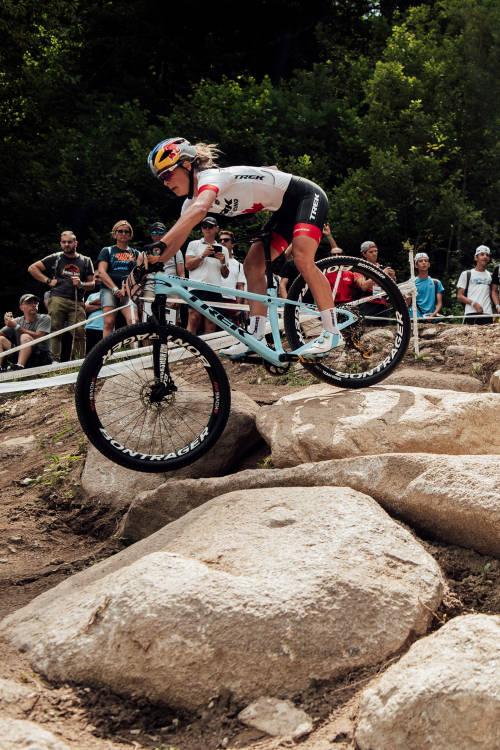 Women's best XCO moments – Val di Sole