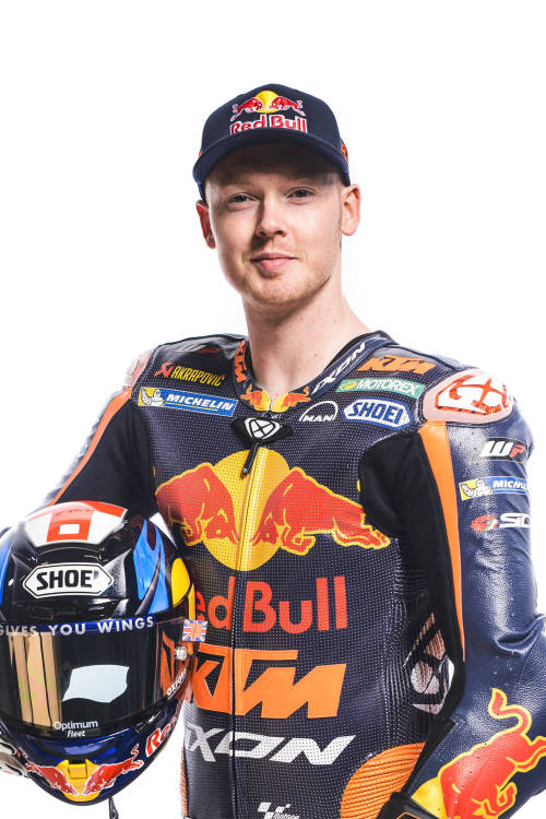 Bradley Smith profile