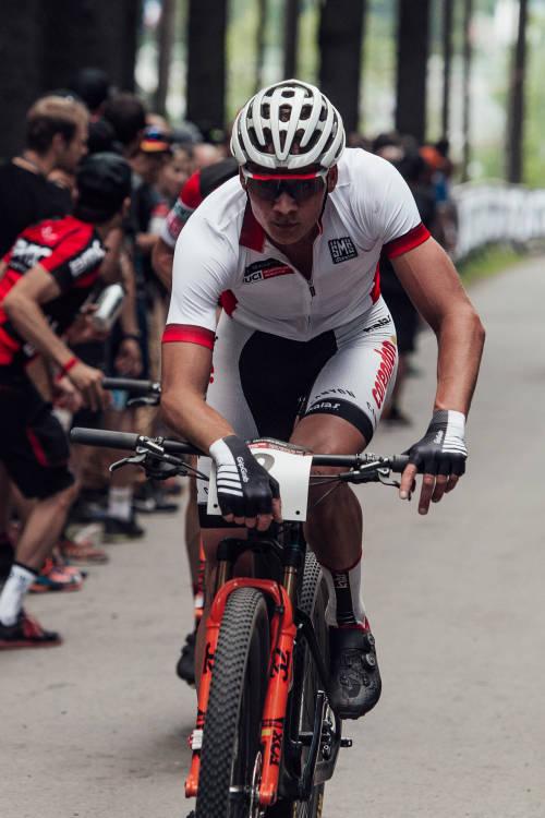 Men's XCC Short Track Recap – Nové Město