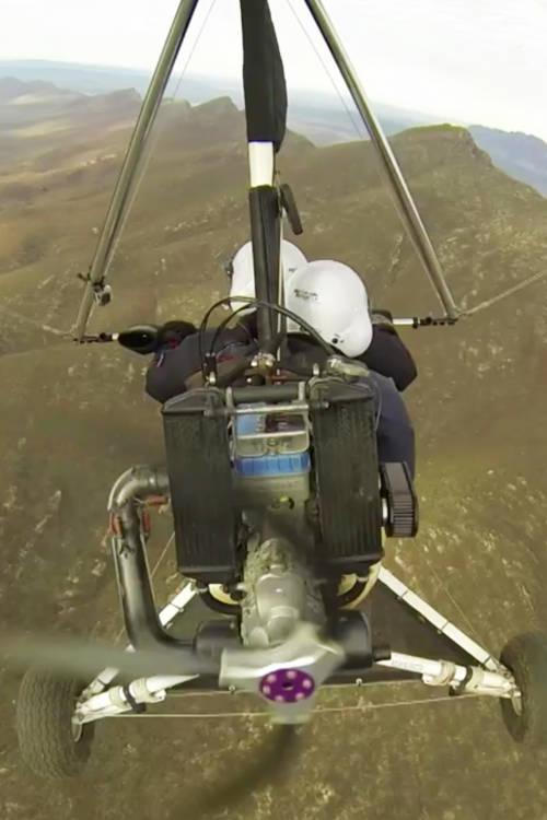 Wilpena Pound Flight