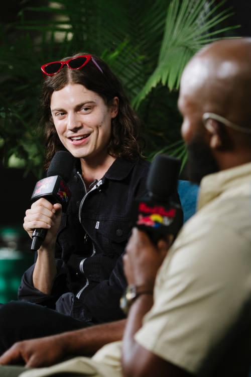 Interview with Børns