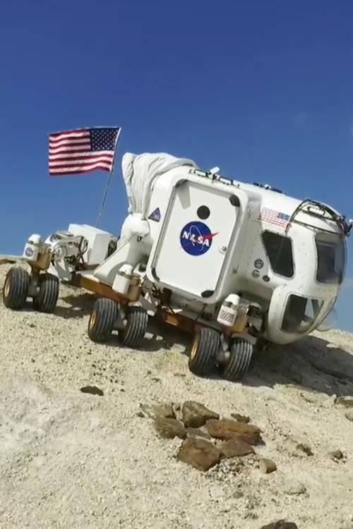 F1 meets NASA