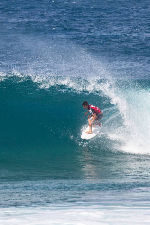 Jack Robinson's best wave of round 4