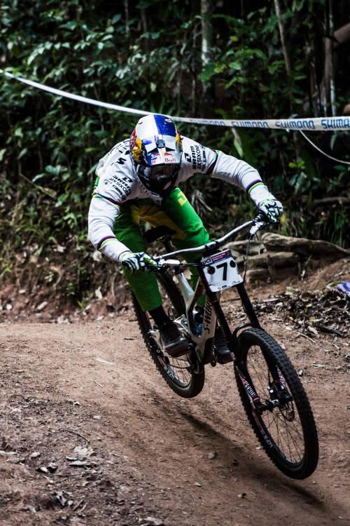 Loïc Bruni's Winning Run – Cairns
