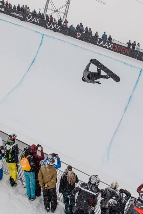 Halfpipe highlights