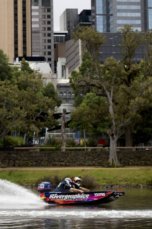 F1 Meets Dinghy Derby