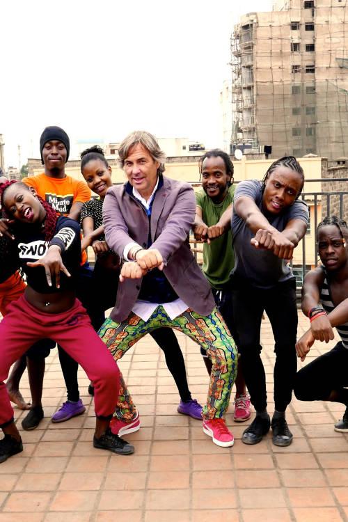Hubertus's Nairobi favourites