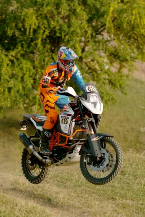 Taddy's Hard Enduro Guide