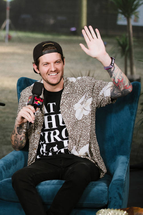 Interview with Dillon Francis