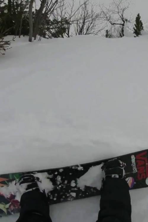 Women's Snowboard Winning Run – Fieberbrunn