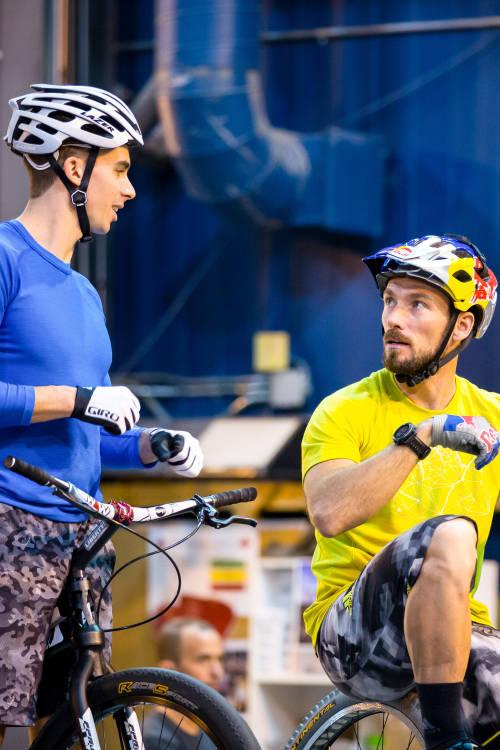 Trial Bike Collaboration