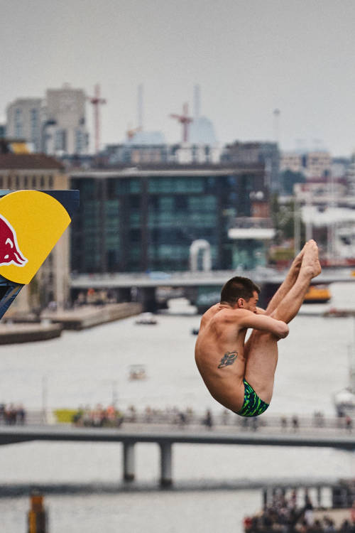 Men's top 3 dives at Copenhagen