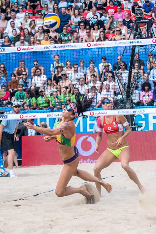 Women's final recap – Hamburg