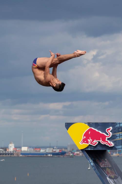 Jonathan Paredes's best dive at Copenhagen