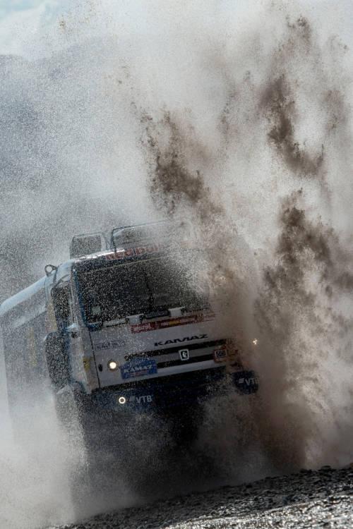 Trucks/Quads Winners – Nikolaev/Casale