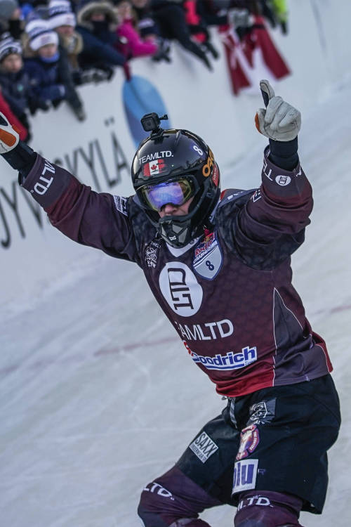 Winning Run Men's – Jyväskylä, Finland