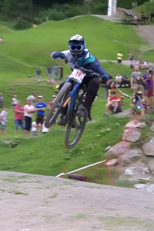 Women's Race Highlights – Leogang