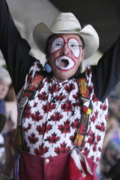The Get-Down Rodeo Clown