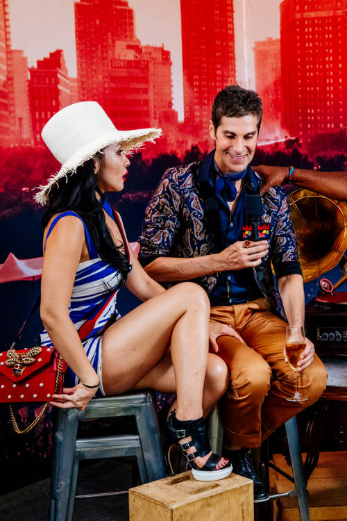 Interview: Etty and Perry Farrell