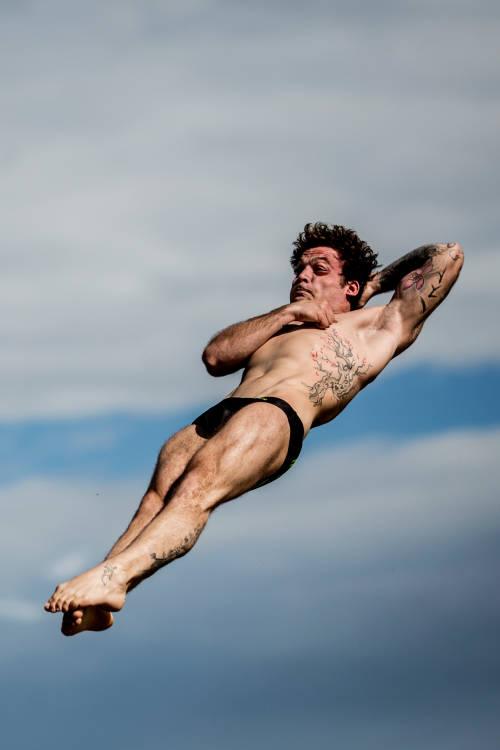 Top 3 Dives: Men