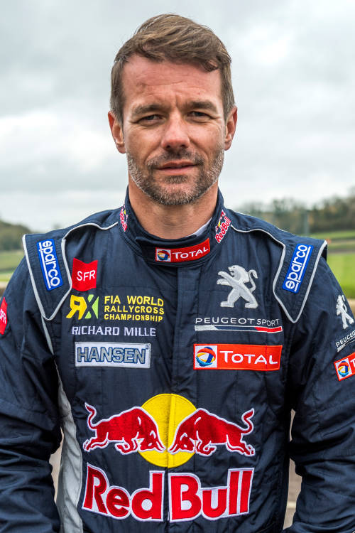 Sébastien Loeb Interview