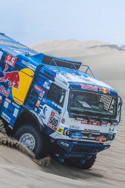 Stage 2 – Dakar Daily (ES)