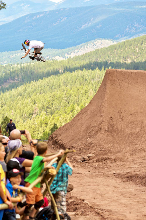 Elite Dirt Jump Contest