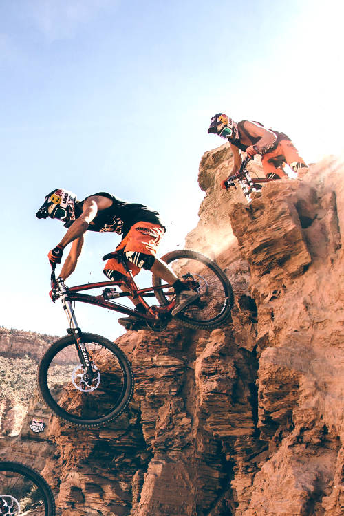 The first 10 years of Red Bull Rampage