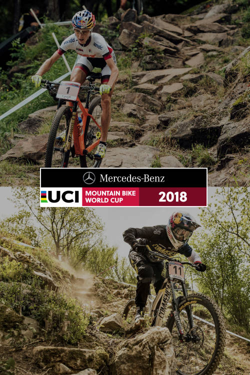 Women's XCC race, Vallnord