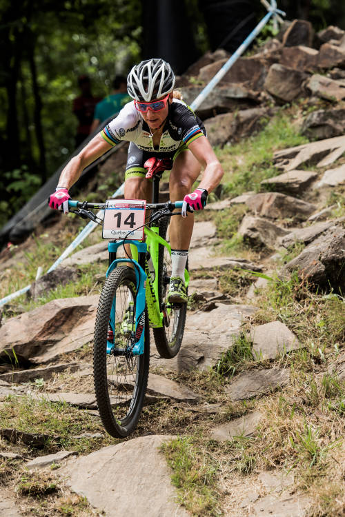 Best of Mont-Sainte-Anne: Women's XCO