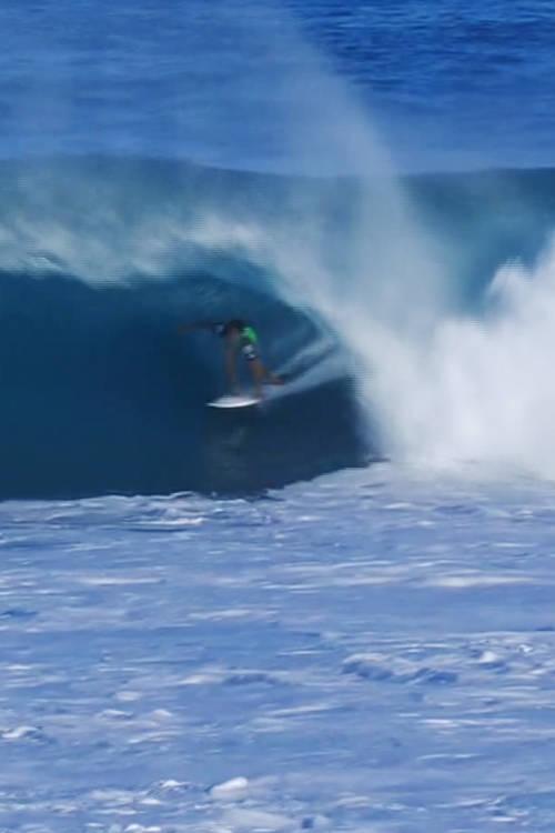 Best Waves Day 1 – Noa Mizuno