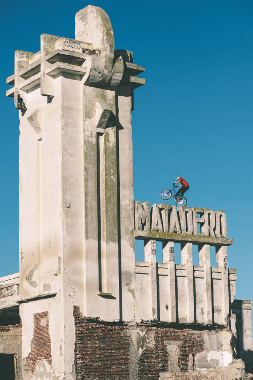 Exploring with Danny MacAskill