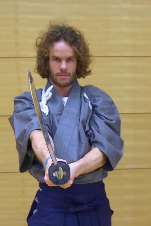 Sword Fighting in Tokyo