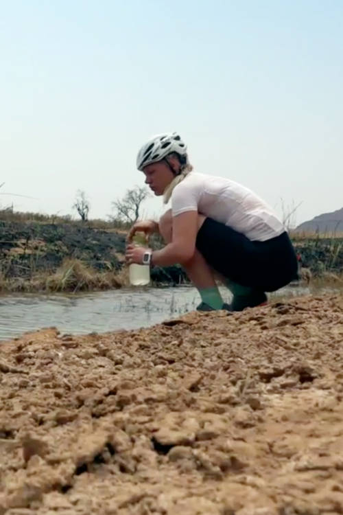Finding Water in a Desert