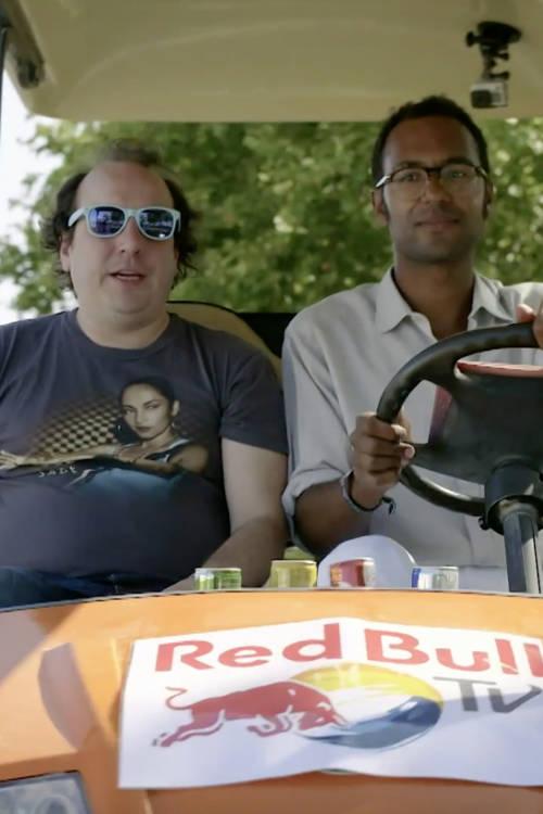 Golf Cart Confessionals: Har Mar Superstar