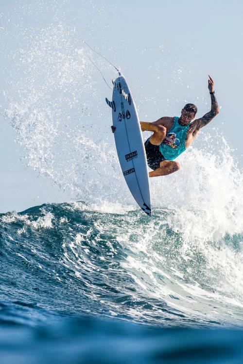 Top 6 waves in Bali