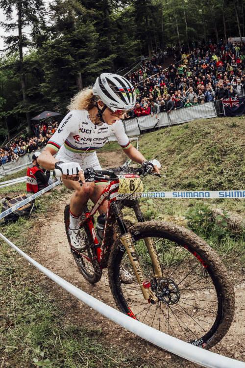 Women's race highlights from Albstadt
